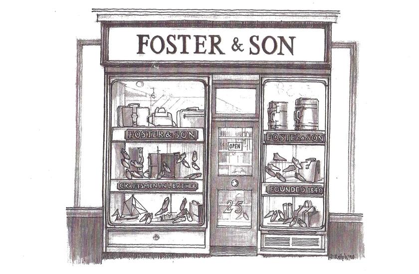 Foster & Son[フォスター&サン]