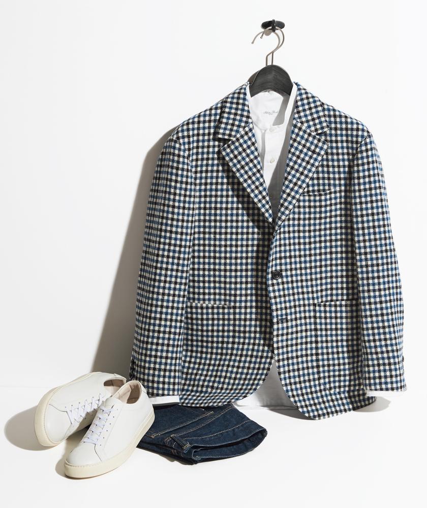 MORLES[モアレス]スラウチジャケット