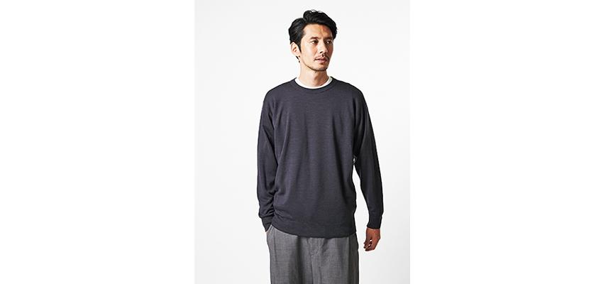 JOHN SMEDLEY[ジョン スメドレー]Sweaterシリーズ