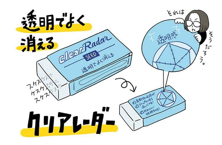 """お弁当箱みたいな""""ハコビズ""""【文房具グルメvol.5】"""