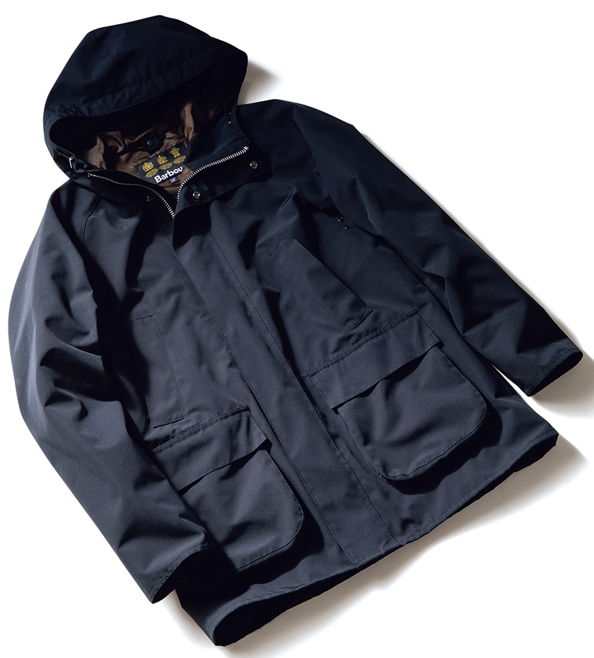 BARBOUR バブアー Barbour×ÉDIFICE フーデッドビデイルSL