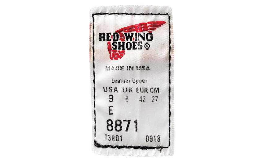 Red Wing レッド・ウィング