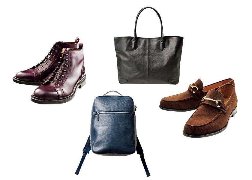 この見た目でこの価格!? 進化する男の高見え靴&カバン|雑誌