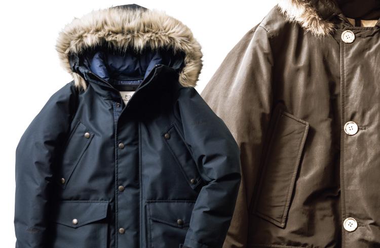 """地球上で最も軽く暖かい防寒アウター""""ダウン""""ってそもそもなんのこと? ‐「ダウンジャケット」の教科書"""