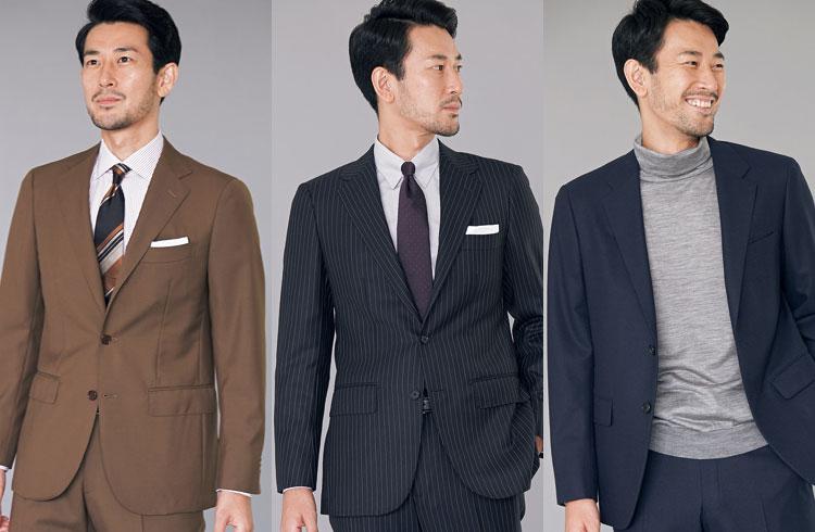 """スーツに見えて楽チンさもあり。""""ウール+α""""で見栄え・機能どっちも◎なセットアップ6選"""