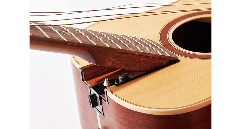 ジャーニーのトラベルバッグギター OF410N