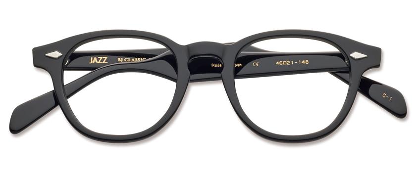 BJ CLASSIC COLLECTION[ビージェークラシックコレクション]眼鏡フレーム「JAZZ」