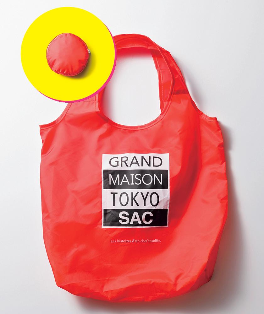 GRAND MAISON TOKYO×SHIPS TBS日曜劇場「グランメゾン東京」×シップス パリ ショップ バッグ
