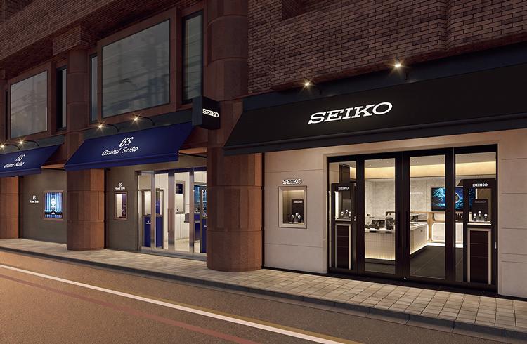 セイコーウオッチの2店が京都に同時オープン|雑誌Begin(ビギン)公式サイト