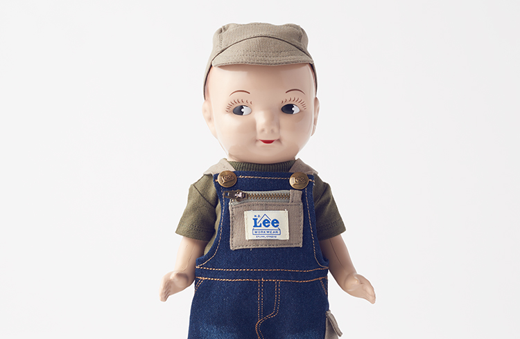 Leeの新製品購入で特別なバディ・リーがもらえるキャンペーンを実施中!|雑誌Begin(ビギン)公式サイト