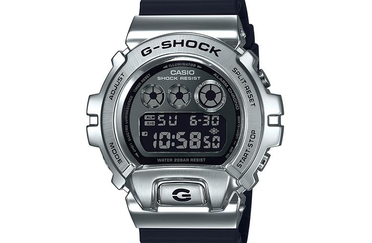 今度は伝説の3つ目Gショック「6900」をちょいメタル化!?|雑誌Begin(ビギン)公式サイト