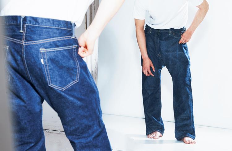 大人のブーツカットを教えてくれたリーバイスのデニムって?|雑誌Begin(ビギン)公式サイト