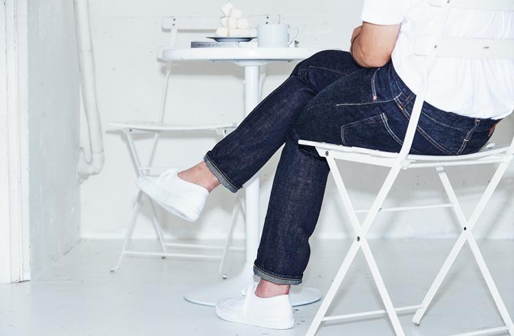リノにとってのジーンズ作りのお手本はリーバイスの一本でした|雑誌Begin(ビギン)公式サイト