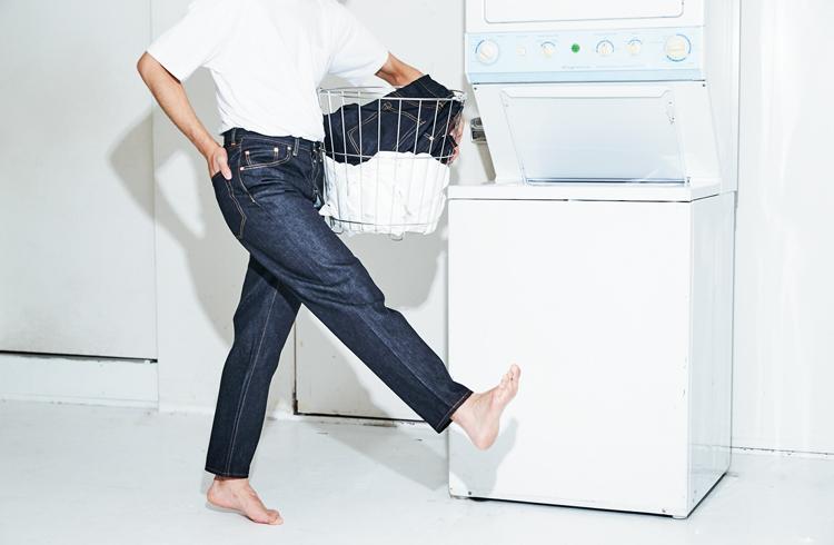 テクストが藍染めで追い求めたリーバイスのジーンズとは|雑誌Begin(ビギン)公式サイト