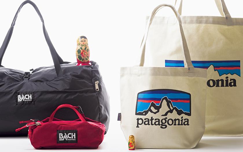 patagonia パタゴニア マーケット・トート ミニ・トート BACH バッハ マジックダッフル30 ミニダッフル