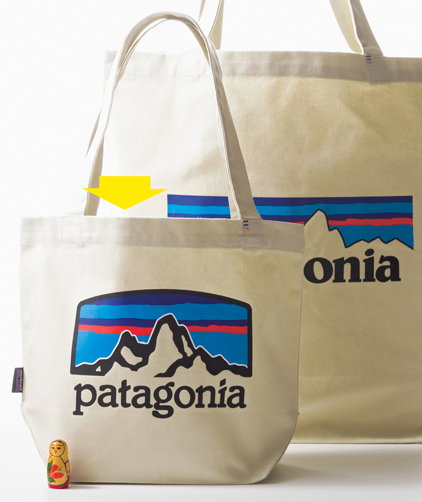 patagonia パタゴニア マーケット・トート ミニ・トート