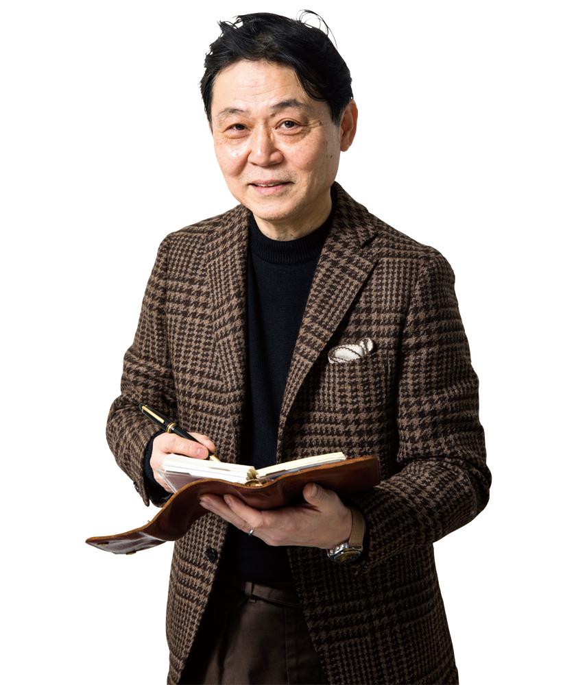 ザ・スーツカンパニー 藤長 淳さん
