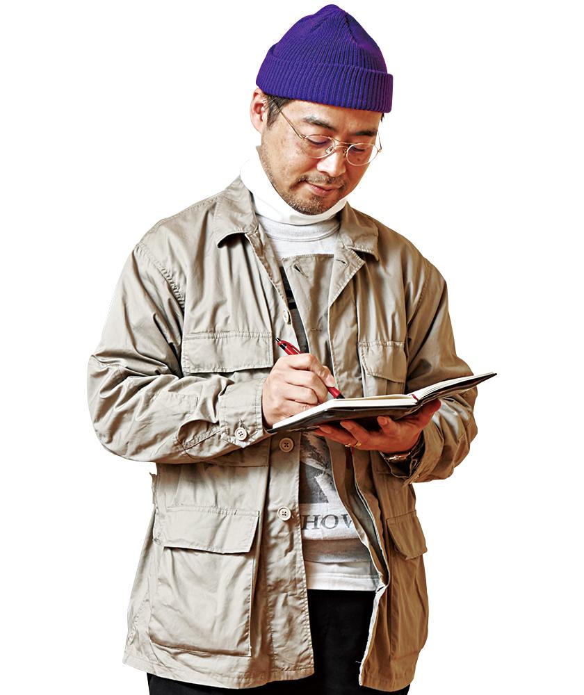 GMT 小島信裕さん
