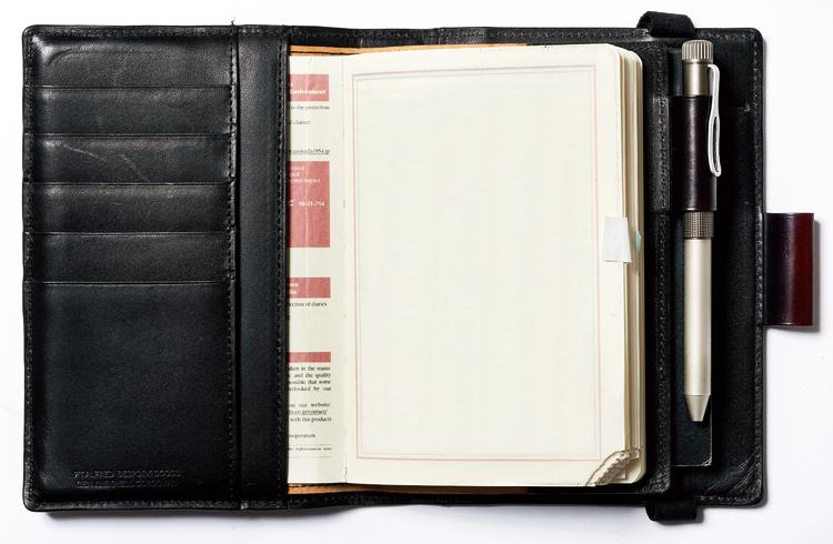 目の肥えた「お洒落のプロ」は10年(超)手帳を手放さない!|雑誌Begin(ビギン)公式サイト