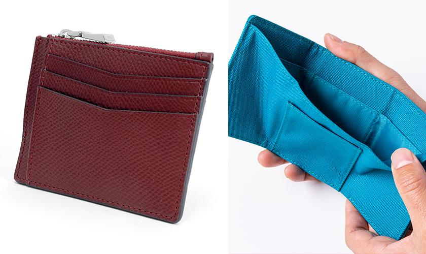 アンダー1万円のミニ財布