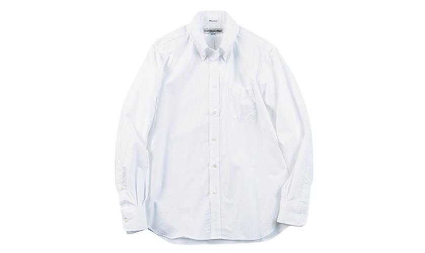 INDIVIDUALIZED SHIRTS[インディビジュアライズド シャツ]スタンダードフィット BDシャツ