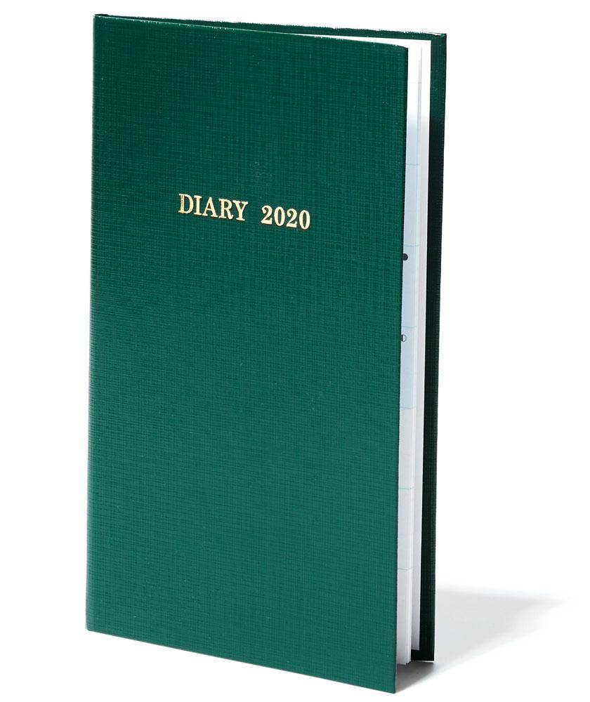 コクヨ トライストラムス リンクレット 手帳2020 野帳ハードカバー 月間ブロック