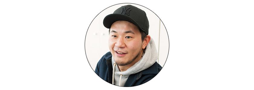 ライター 宮嶋将良さん
