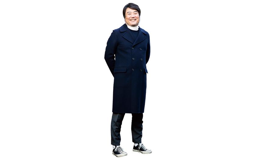 スローン ディレクター 小峰明彦さん