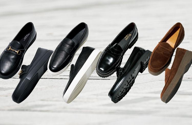 仕事・休日どっちも使える靴&カバン