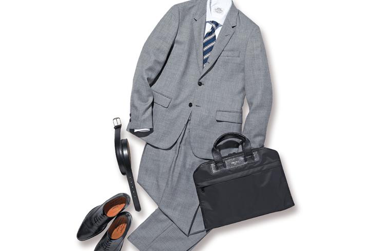 """多少カジュアルだってビジネスに使える! """"スーツ見せ""""の基本の「き」"""
