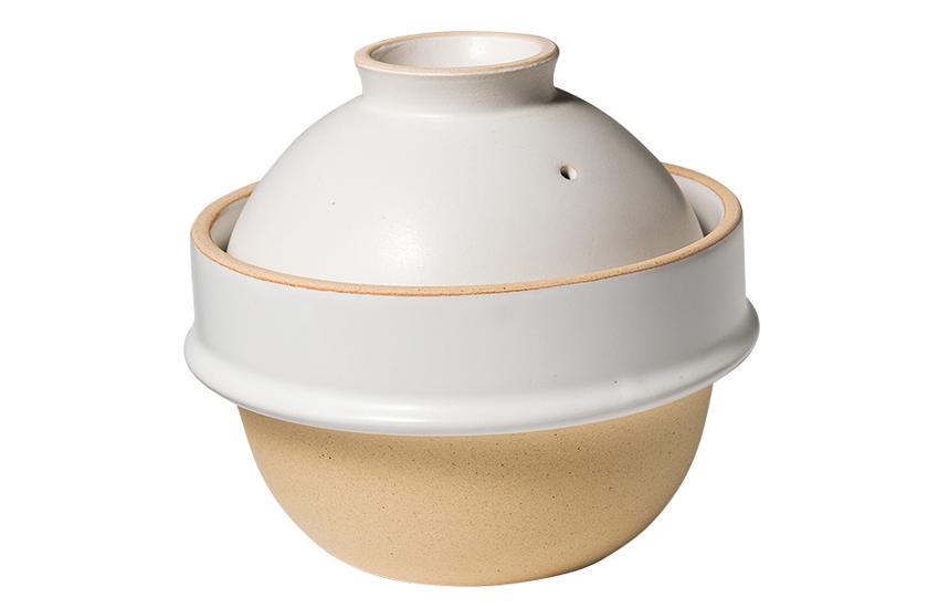TSUKAMOTO[つかもと]益子焼 kamacco 1合炊き用