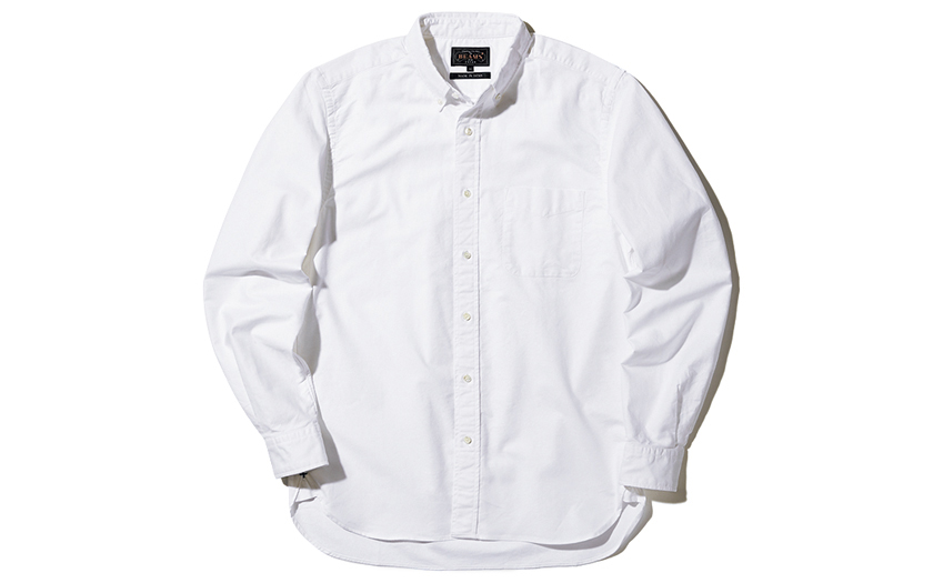 BEAMS PLUS ビームス プラス オックスフォードボタンダウンシャツ