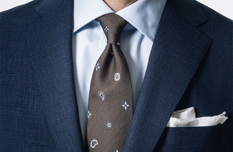 スーツスタイルの超基本