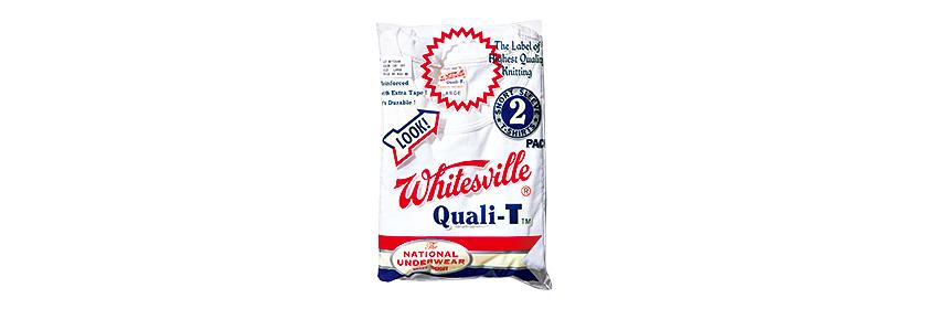 WHITESVILLE ホワイツビル 2 PACK T-SHIRT