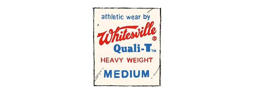 WHITESVILLE ホワイツビル ロゴ