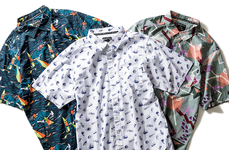 名曲ジャケ写に使われて人気爆発! ペンドルトンのビーチボーイズシャツ