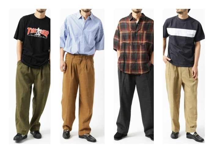 """こんなに上品に着られる半そでスウェットなら、ちょっと着てみたい【FREAK'S STOREの""""超""""日常服 vol.5】"""