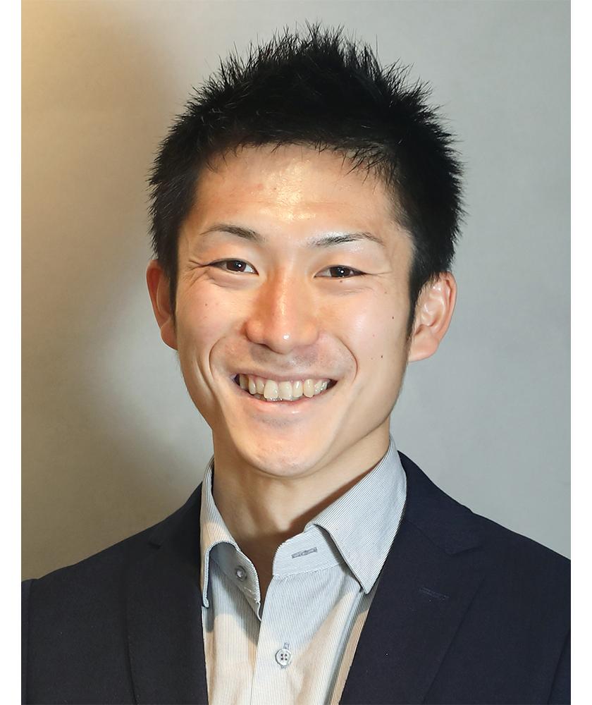 アシックスジャパン 小林優史さん