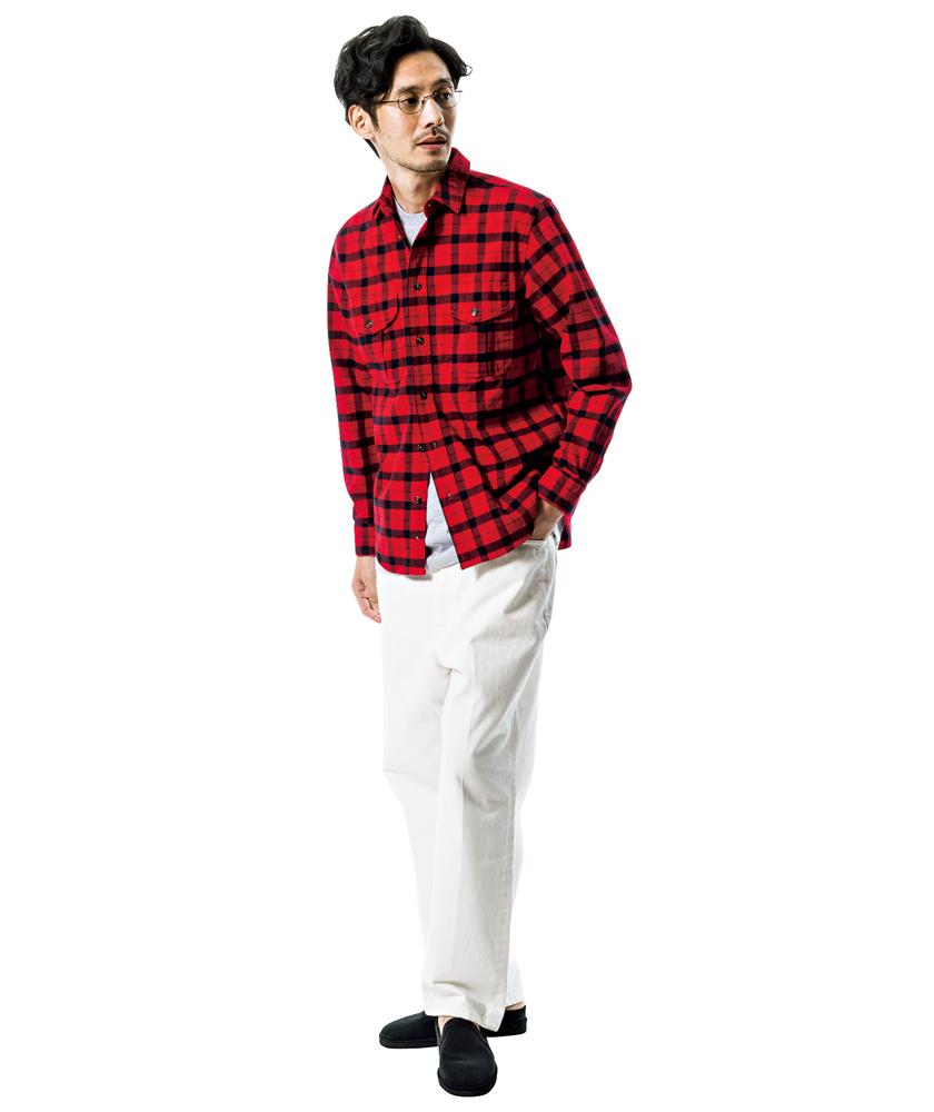 FILSON[フィルソン]アラスカン ガイドシャツ