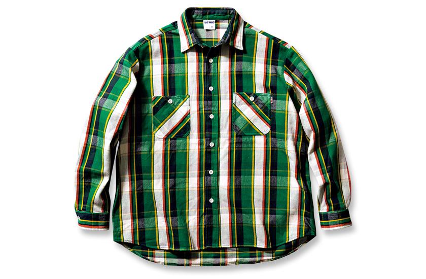 BIG MAC[ビッグ マック]レギュラーシャツ