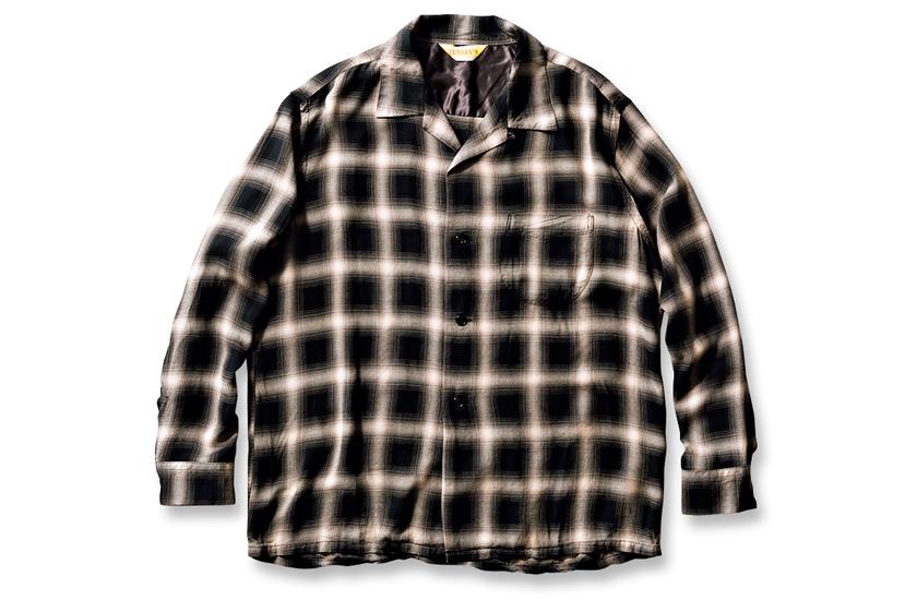 PENNEY'S[ペニーズ]オンブレオープンシャツ