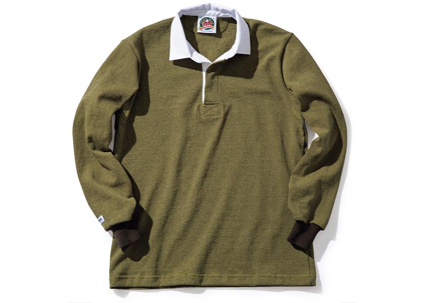 BARBARIAN バーバリアン 12oz ラグビーシャツ