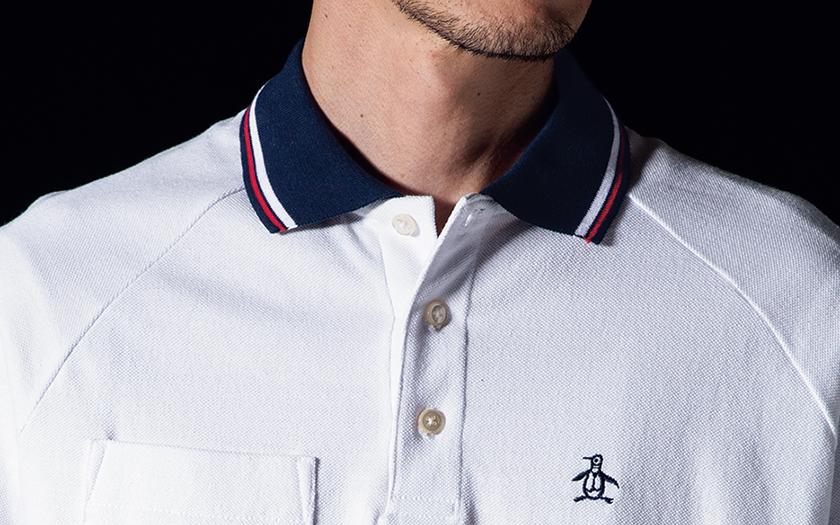 Munsingwear マンシングウェア ビームス プラス別注 ポロシャツ