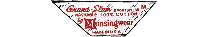 Munsingwear マンシングウェア