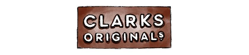 CLARKS ORIGINALS クラークス オリジナルズ ロゴ