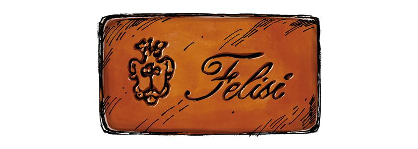 FELISI フェリージ ロゴ