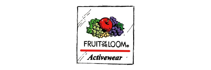 FRUIT OF THE LOOM フルーツ オブ ザ ルーム ロゴ