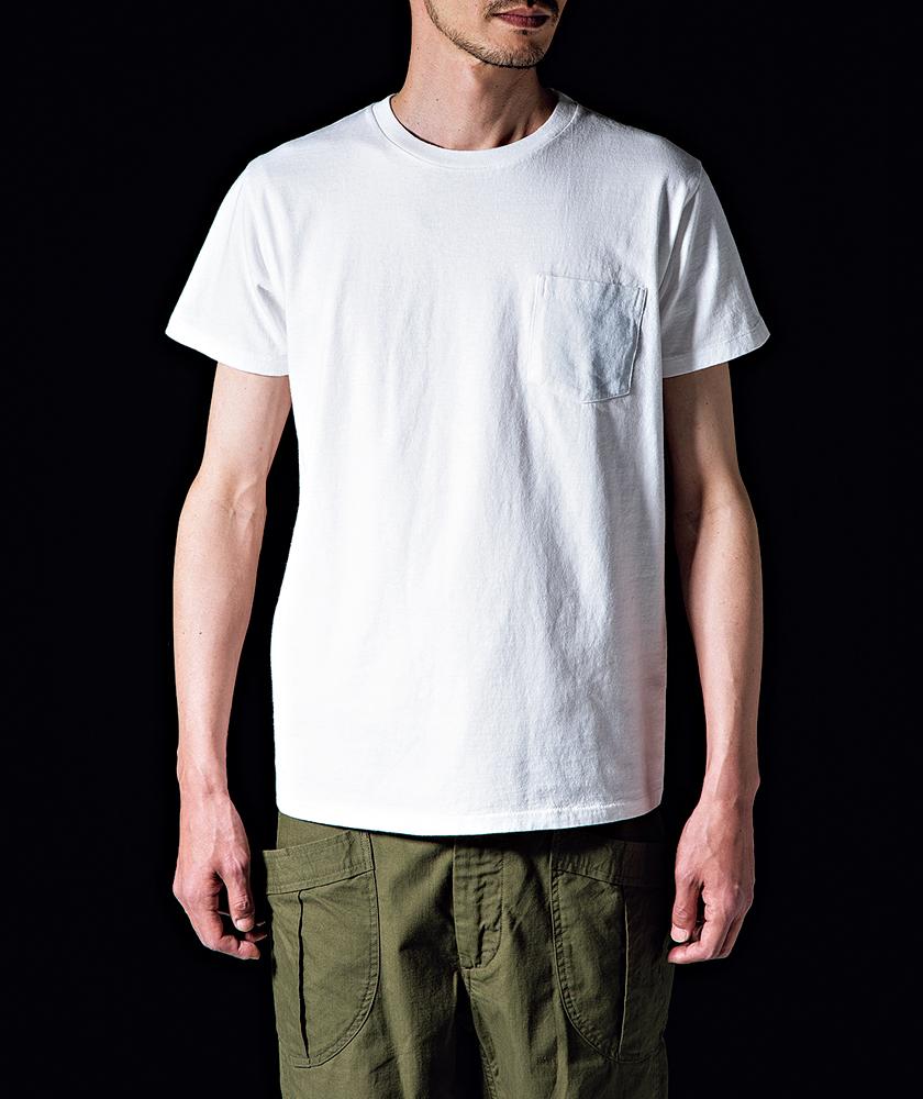 VELVA SHEEN ベルバシーン クルーネックTシャツ