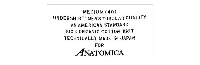 ANATOMICA アナトミカ ロゴ