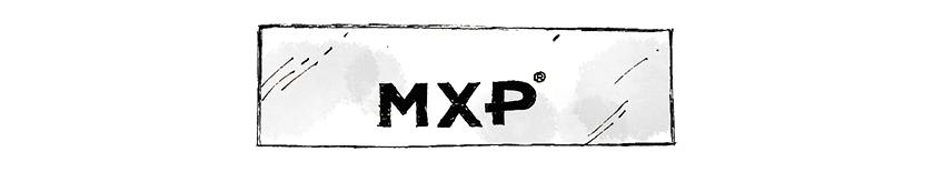 MXP エムエックスピー ロゴ